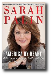 Sarah Palin's America by Heart bookcover