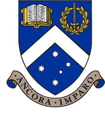 Shield of Monash University