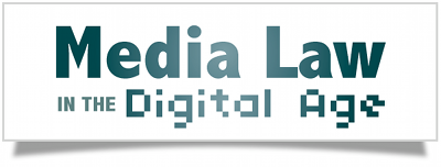 Logo for Media Law in the Digital Age