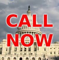 CALL NOW - Capitol Hill