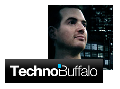 TechnoBuffalo logo and headshot of CEO Jon Rettinger