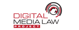 Digital Media Law Project logo
